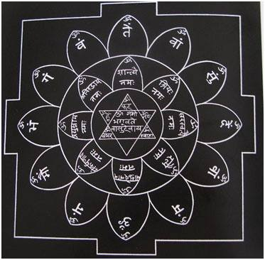 Hexagram Hindu
