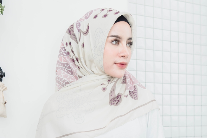 Tips Fashion Hijab Winter Style