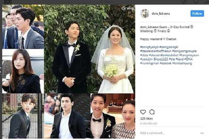 Akhirnya Big Boss And Beauty In DOTS Married