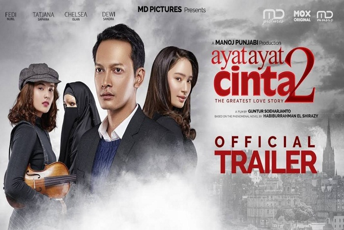 Review Film Ayat Ayat Cinta 2