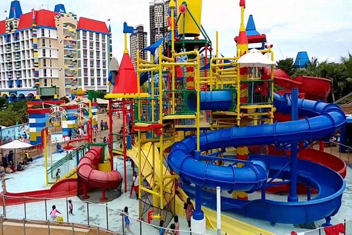 Legoland Malaysia Resort Hadirkan Keunikan Lego yang Penuh ...