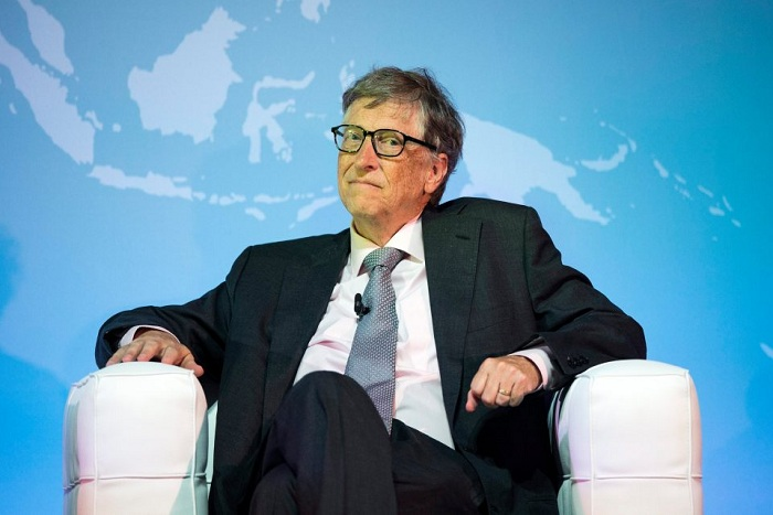 Bukan iPhone, Android Jadi Pilihan Bill Gates