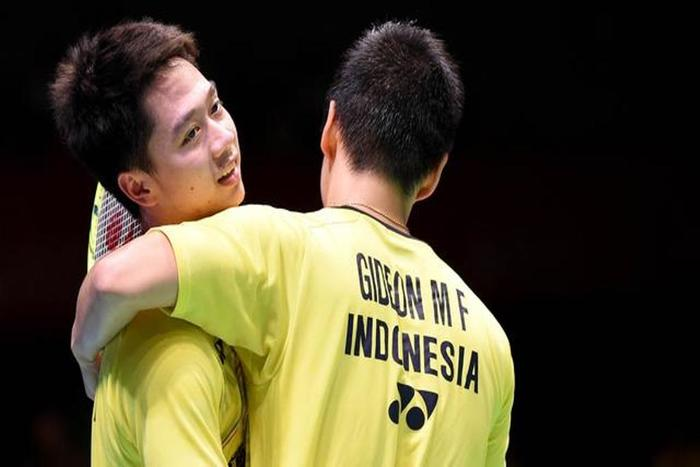 Lagi, Kevin/Marcus Juarai China Open 2017