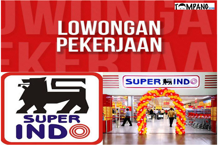 walk in interview Superindo