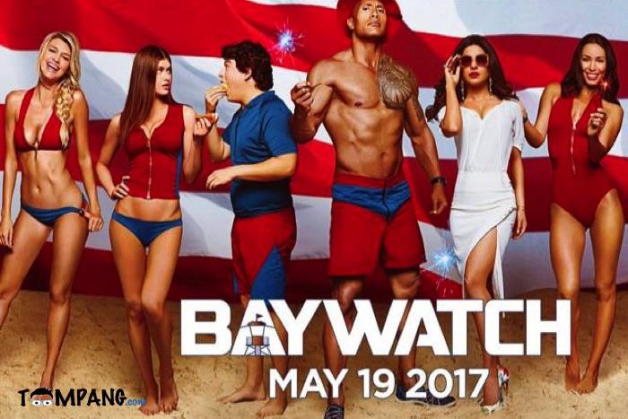 Film Baywatch 2017 Yang Salah Waktu Tayang Tampang Com