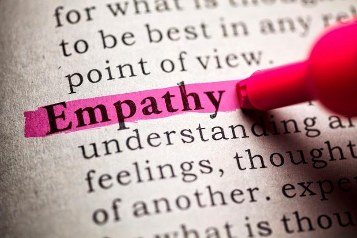 Empati Sifat Peduli Yang Tak Boleh Berlebihan Tampang Com