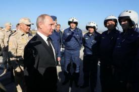 Empat Tentara Rusia Tewas dalam Pertempuran dengan Pemberontak Suriah