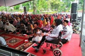Walikota Surabaya Gelar Doa Bersama Libatkan 5 Agama untuk Keselamatan Bangsa dari Musibah