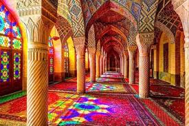 Masjid Indah dengan Nuansa Warna Pink di Berbagai Belahan Dunia