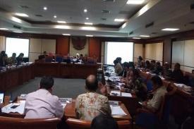 DPR dan Pemerintah Belum Menemukan Titik Kesepakatan RUU Anti Terorisme