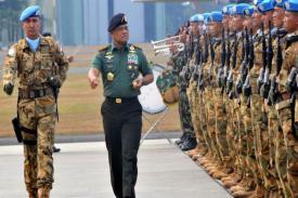 Panglima TNI Adakan Reuni Jenderal di Cilangkap