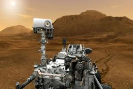 Inilah Kendaraan Jelajah Antariksa Atau Robot Mars Buatan Mahasiswa