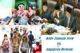 Kids Zaman Now Rawan Terkena Undang – Undang MD3
