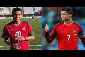 Idolakan Ronaldo, Egy Maulana Vikri Berpeluang Maen di Real Madrid