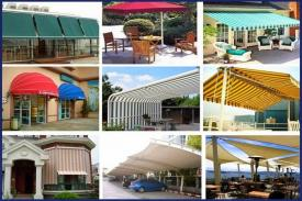 Menggunakan Canopy Membrane Menjadikan Rumah Lebih Elegan dan Futuristic