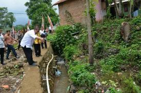 Pemprov Jawa Barat Gelontorkan Dana Milyaran Rupiah untuk Sanitasi Berbasis Masyarakat