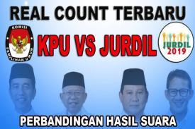 KPU Gagal Memberikan Keyakinan Kepada Rakyat, Pemilu 2019 Luber Jurdil