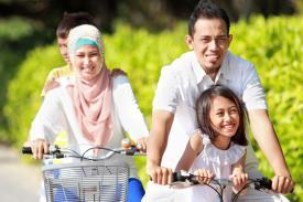 Waktu yang Baik untuk Olahraga Bersepeda Ketika sedang Berpuasa