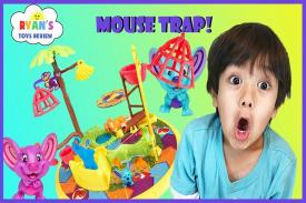 Bintang YouTube Berusia 6 tahun menghasilkan Milyaran Rupiah per Tahun dengan Mengulas Mainan