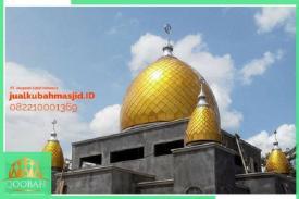 Jual Kubah Masjid dengan Harga Terjangkau dan Berkualitas Tinggi
