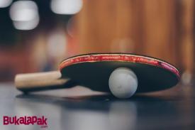 5 Manfaat Bermain Tenis Meja