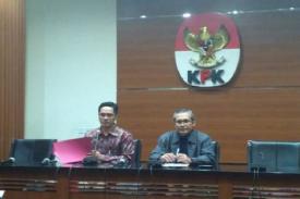 Hakim Pengadilan Negeri Jakarta Selatan jadi Tersangka Kasus Suap Hasil OTT KPK