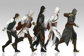 "Tunggu Kehadiran Anime ""Assassin's Creed""!"