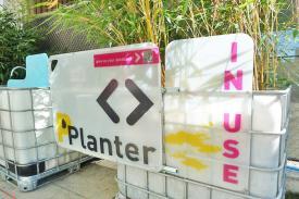 Pplanter, Toilet Bambu dengan Sentuhan Teknologi Modern dan Ekologis