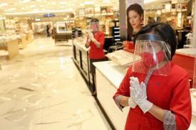 Pusat Perbelanjaan Mulai Hari ini Buka dengan Menerapkan Protokol Kesehatan