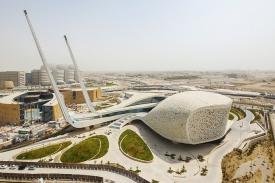 Masjid dengan Desain Unik dan Menakjubkan di Berbagai Negara