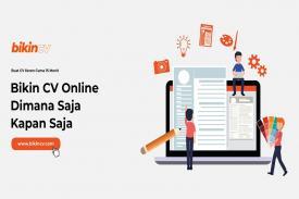 BikinCV Membuat Tampilan CV Lebih Menarik dan Terlihat Profesional