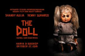 "Saksikan Film Horror Yang Menegangkan ""THE DOLL 2"""