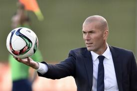 Zinedine Zidane Belum Menyerah Dalam Perebutan Gelar Juara Liga Spanyol 2017/2018