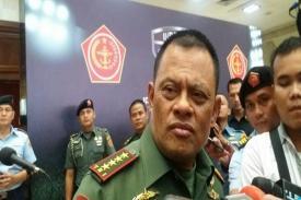 Gatot Nurmantyo Bakal Diperebutkan Jika Prabowo Terindikasi akan Bermanuver