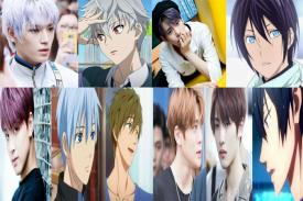 Fakta Tokoh Anime VS Member NCT 127 yang Mirip Baget