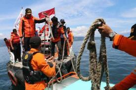 Alat Multibeam Side Scan Sonar Milik TNI Dikerahkan untuk Mencari Korban  Serta Bangkai Kapal Sinar Bangun