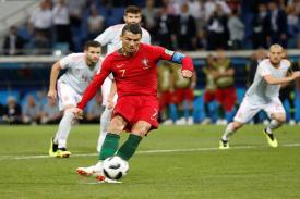 Cristiano Ronaldo Masih Kokoh Sebagai Top Skor Sementara Piala Dunia 2018