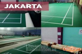 Jasa Pemasangan Karpet Badminton dengan Harga Karpet Badminton Terjangkau dan Berkualitas Baik