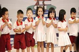 Pinepapple Premier School Sekolah Superkids di Medan