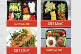 Cari Catering Rantangan Harian di Surabaya Barat & Utara? Catering BOS Aja!