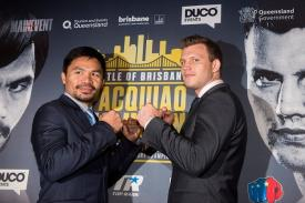 manny pacquino