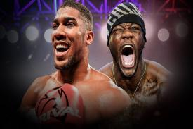 anthony joshua fight