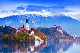 Danau Bled, Keindahan Bak Negeri Dongeng di Slovenia