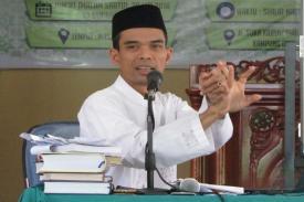 Jadwal Ceramah Padat, Ustaz Abdul Somad tak Mau Masuk Daftar 200 Penceramah Kementrian Agama