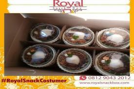 Nasi Box Enak di Royal Snack Box Jakarta Barat