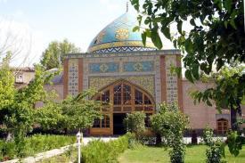 Blue Mosque Satu satunya Masjid di Armenia
