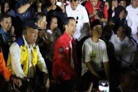 Jokowi Muncul Lewat Video saat Closing Ceremony Asian Games tak lagi Pake Moge