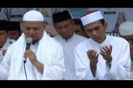 Permohonan KH Arifin Ilham untuk Ustaz Abdul Somad dan Penantian Arahan Habib Rizieq