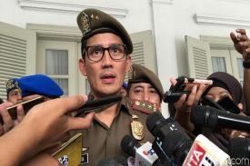Sandiaga Uno Angkat Bicara atas  Ceramah Amin Rais di Balai Kota DKI Jakarta