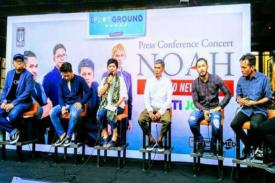"Konser 'Road to New Album"" Noah Siap Hibur Sahabat"